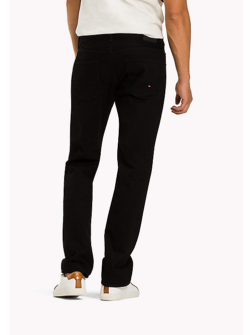 TOMMY HILFIGER Relaxed Fit Jeans - CLEAN BLACK - TOMMY HILFIGER Big & Tall - detail image 1