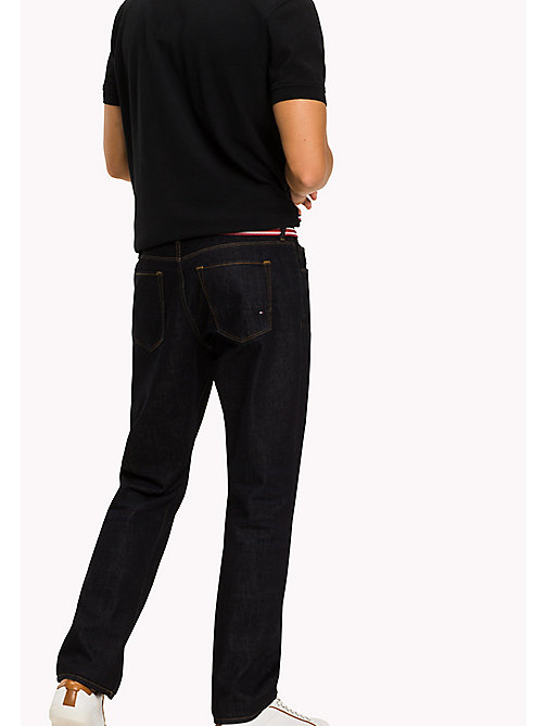 TOMMY HILFIGER Relaxed Fit Jeans - CLEAN BLUE? - TOMMY HILFIGER Big & Tall - detail image 1