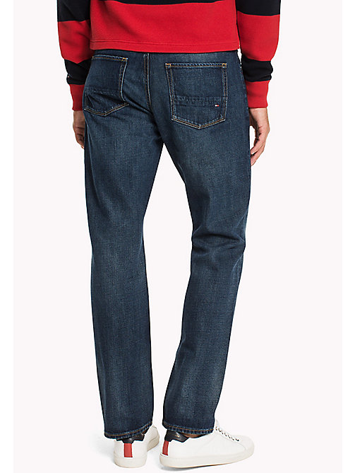 TOMMY HILFIGER Relaxed Fit Jeans - MIDDLE BLUE - TOMMY HILFIGER Jeans - detail image 1