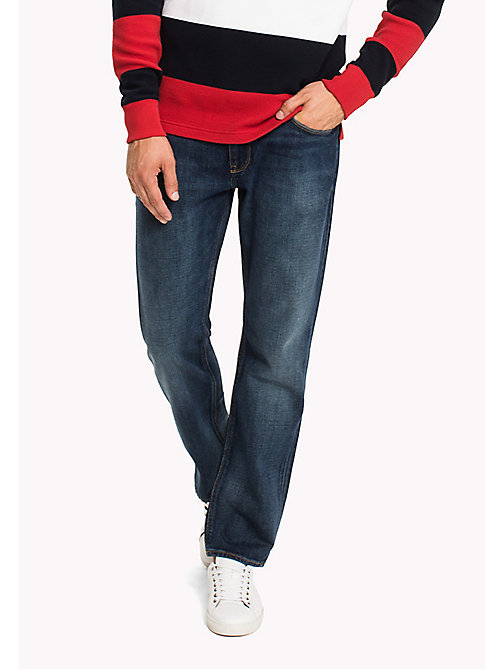 TOMMY HILFIGER Relaxed Fit Jeans - MIDDLE BLUE - TOMMY HILFIGER Jeans - main image
