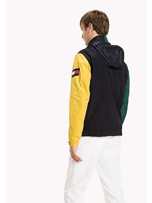 TOMMY HILFIGER Colourblocked Sailing Jacket - SKY CAPTAIN - TOMMY HILFIGER Coats & Jackets - detail image 1