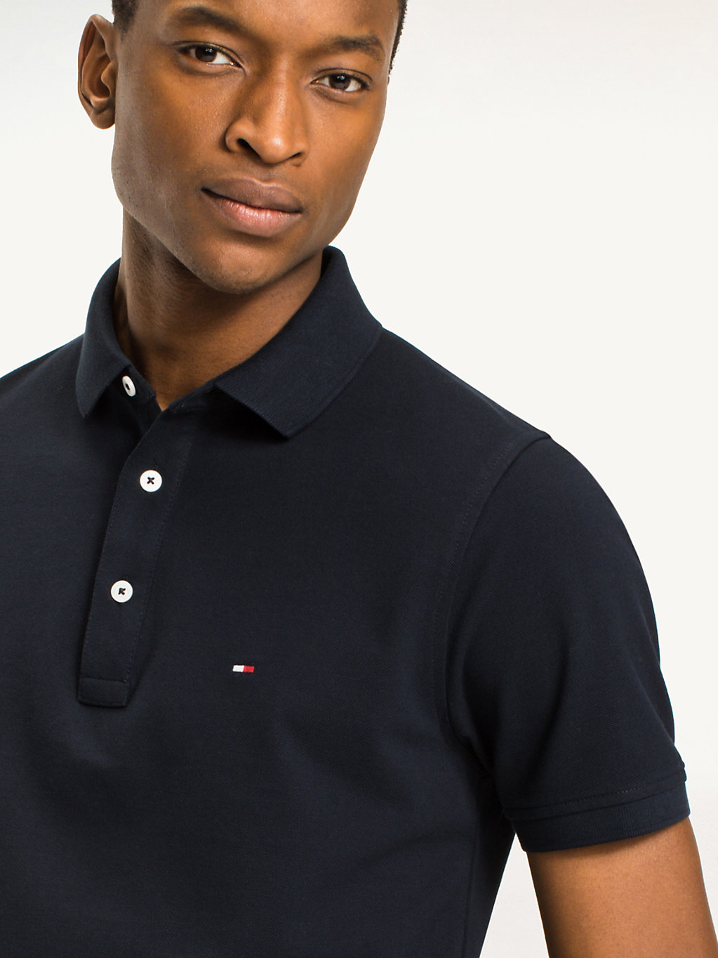 Tommy Hilfiger - Slim Fit Polo - 3