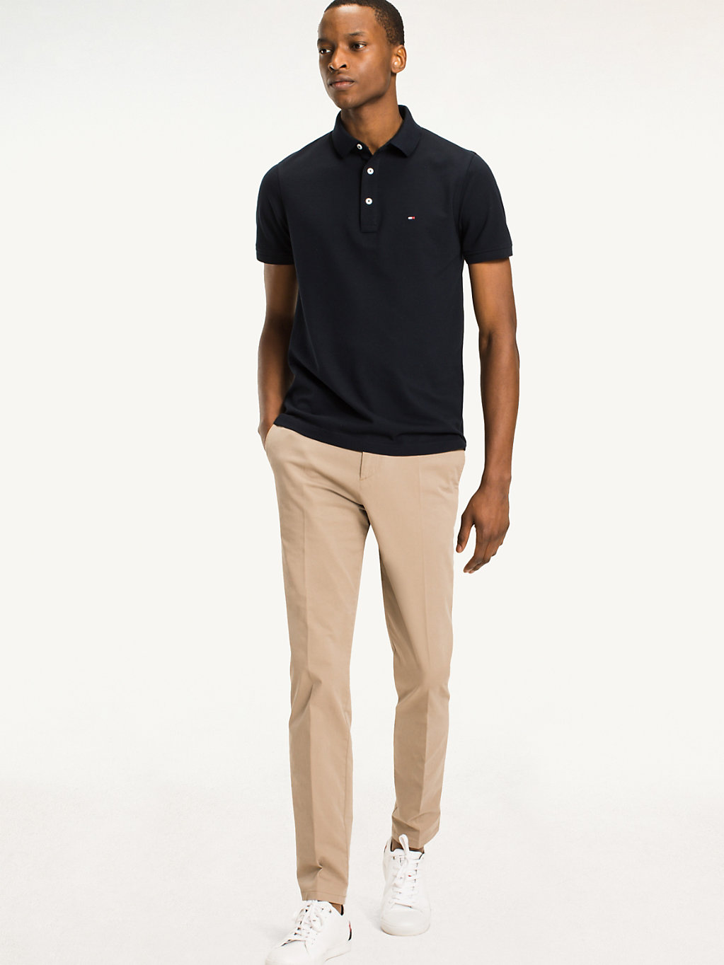 Tommy Hilfiger - Slim Fit Polo - 1