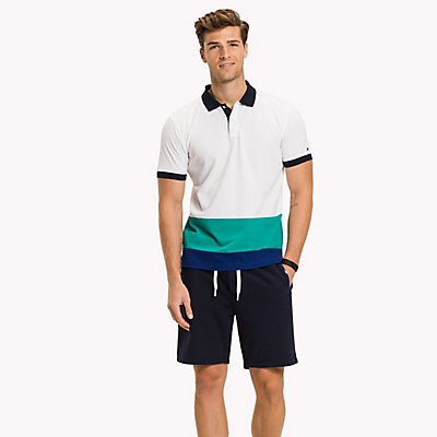 TOMMY HILFIGER  - BRIGHT WHITE / MULTI -   - main image