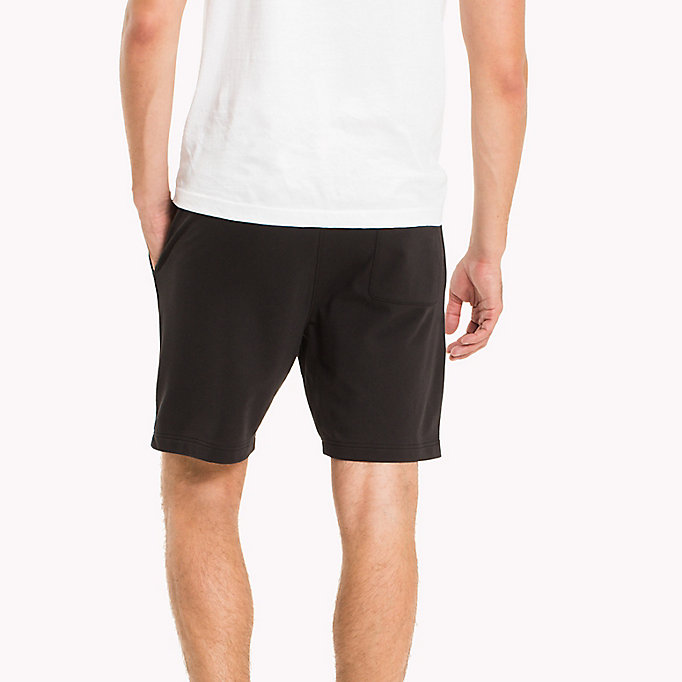 TOMMY HILFIGER Lightweight Regular Fit Sweatshorts - CLOUD HTR - TOMMY HILFIGER Clothing - detail image 1