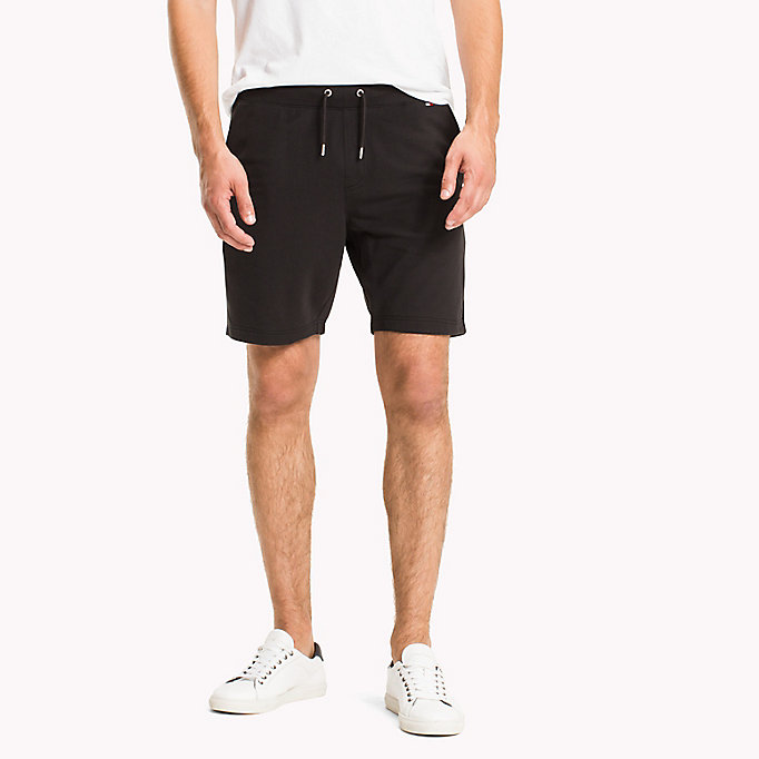 TOMMY HILFIGER Lightweight Regular Fit Sweatshorts - CLOUD HTR - TOMMY HILFIGER Clothing - main image
