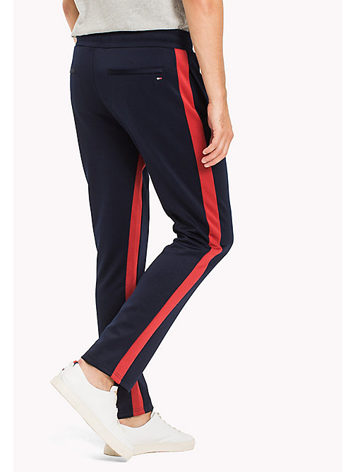 TOMMY HILFIGER Tapered Fit Sweatpants - NAVY BLAZER - TOMMY HILFIGER TOMMY'S PADDOCK - main image 1
