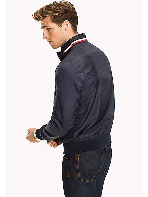 TOMMY HILFIGER Lightweight Bomber Jacket - NAVY BLAZER - TOMMY HILFIGER NEW IN - detail image 1
