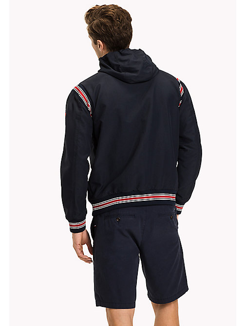 TOMMY HILFIGER Anorak Removable Sleeves - NAVY BLAZER - TOMMY HILFIGER Clothing - detail image 1