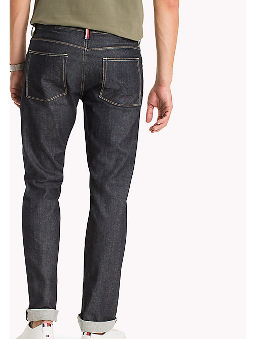 TOMMY HILFIGER Denton Straight Fit Jeans - PAYSON RAW - TOMMY HILFIGER Straight-Fit Jeans - detail image 1
