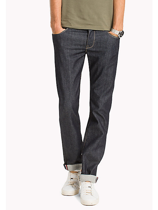 TOMMY HILFIGER Denton Straight Fit Jeans - PAYSON RAW - TOMMY HILFIGER Clothing - main image