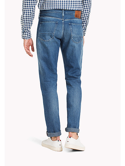 TOMMY HILFIGER Super Slim Fit Jeans - ELOY BLUE - TOMMY HILFIGER Slim-Fit Jeans - detail image 1