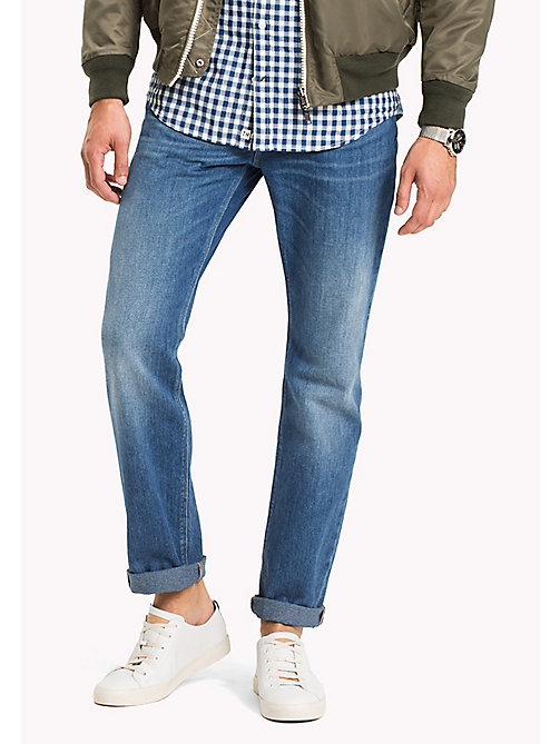 TOMMY HILFIGER Super Slim Fit Jeans - ELOY BLUE - TOMMY HILFIGER Slim-Fit Jeans - main image