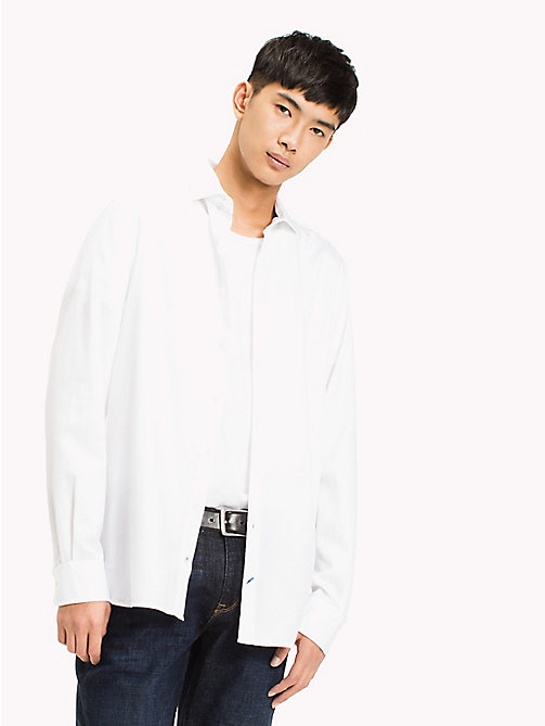 TOMMY HILFIGER Regular Fit Hemd - BRIGHT WHITE - TOMMY HILFIGER Freizeithemden - main image 1