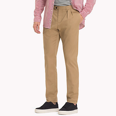TOMMY HILFIGER  - BATIQUE KHAKI -   - main image