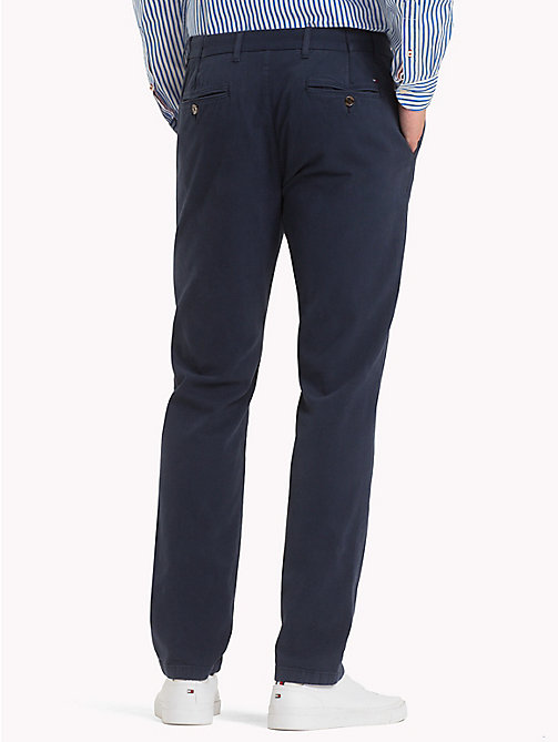 TOMMY HILFIGER Denton Chinos - NAVY BLAZER - TOMMY HILFIGER Trousers & Shorts - detail image 1
