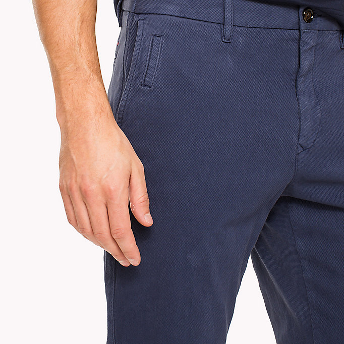 TOMMY HILFIGER Denton Chinos - ELMWOOD - TOMMY HILFIGER Men - detail image 3
