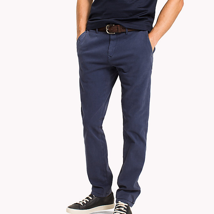 TOMMY HILFIGER Denton Chinos - ELMWOOD - TOMMY HILFIGER Men - main image