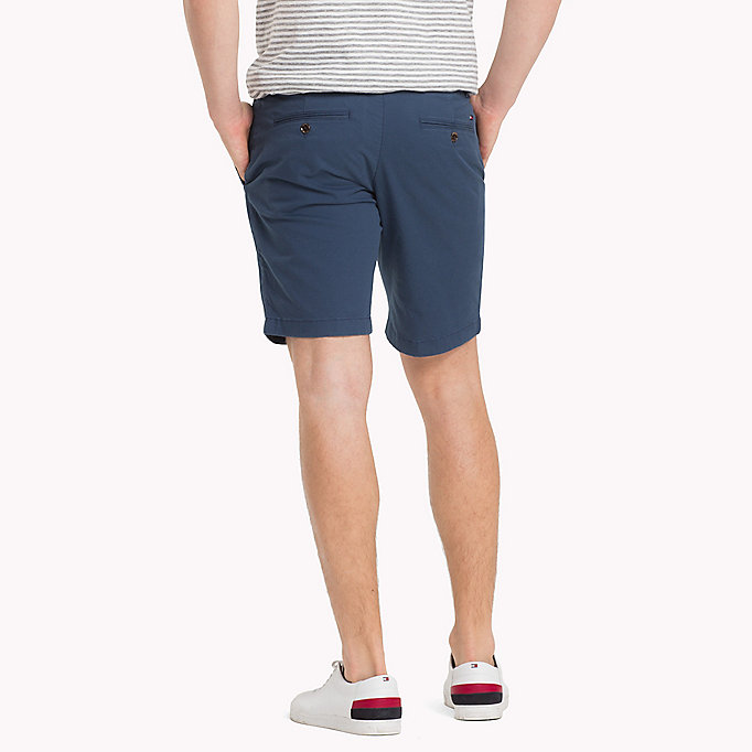 TOMMY HILFIGER Micro Print Regular Fit Shorts - CHUTNEY - TOMMY HILFIGER Clothing - detail image 1