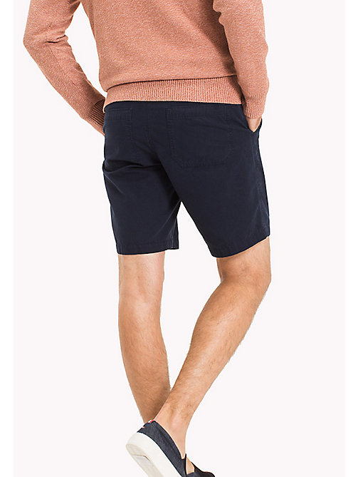 TOMMY HILFIGER Rip-stop Worker Shorts - NAVY BLAZER - TOMMY HILFIGER Clothing - detail image 1