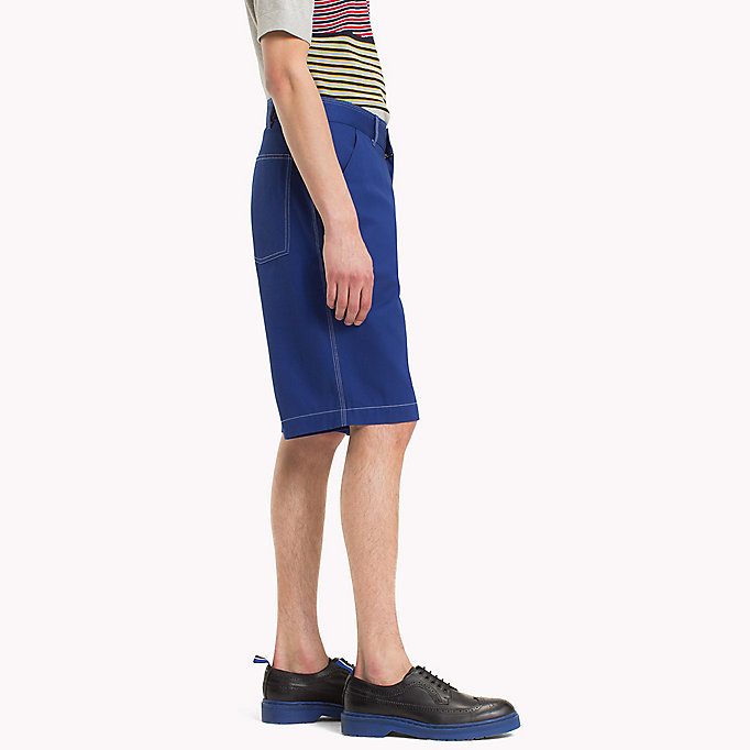 HILFIGER COLLECTION Contrast Stitchworkwear Short - ASTRAL AURA - HILFIGER COLLECTION Men - detail image 2