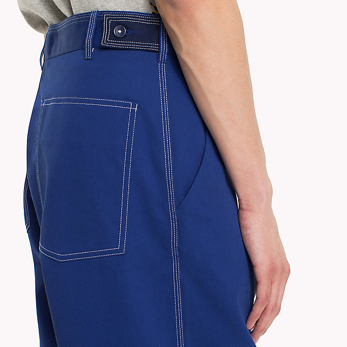 HILFIGER COLLECTION Contrast Stitchworkwear Short - ASTRAL AURA - HILFIGER COLLECTION Men - detail image 3
