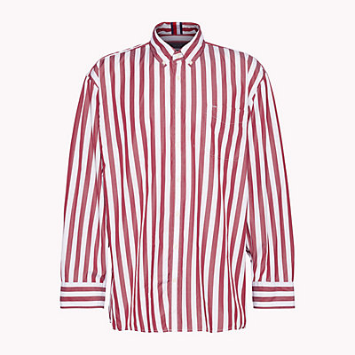 HILFIGER COLLECTION  - POMEGRANATE / BRIGHT WHITE - TOMMY HILFIGER  - main image