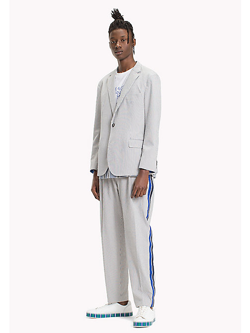 HILFIGER COLLECTION Oversized 2 Button Suit - SKY CAPTAIN - HILFIGER COLLECTION HILFIGER COLLECTION - main image