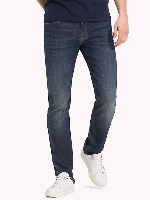 TOMMY HILFIGER Mercer Regular Fit Jeans - JOHNSTON BLUE - TOMMY HILFIGER Regular-Fit Jeans - main image