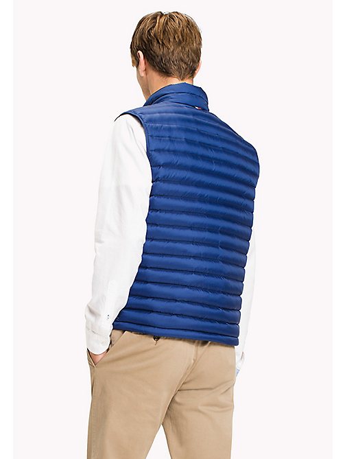 TOMMY HILFIGER Packable Quilted Gilet - LIMOGES? 19-4044 - TOMMY HILFIGER Clothing - detail image 1
