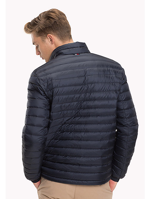 TOMMY HILFIGER Long Sleeve Padded Jacket - SKY CAPTAIN - TOMMY HILFIGER Jackets - detail image 1