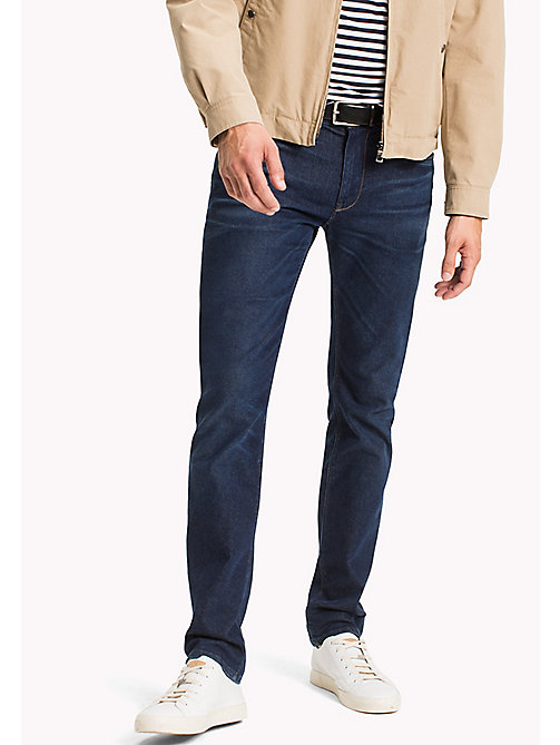 TOMMY HILFIGER Eco Slim Fit Jeans - PONTIAC BLUE - TOMMY HILFIGER Clothing - main image