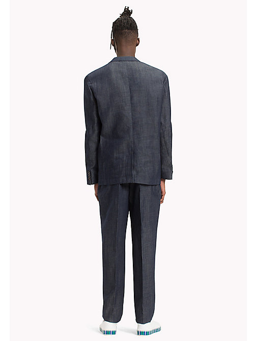 HILFIGER COLLECTION Oversized Chambray Suit - SKY CAPTAIN - HILFIGER COLLECTION HILFIGER COLLECTION - detail image 1