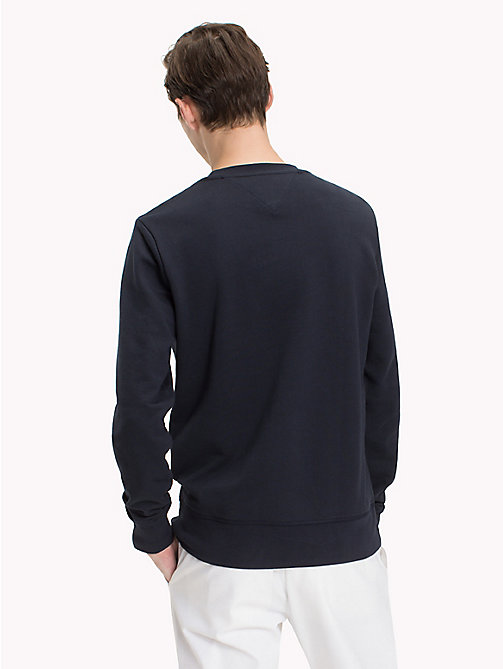 TOMMY HILFIGER Iconic Tommy Sweatshirt - SKY CAPTAIN - TOMMY HILFIGER Clothing - detail image 1