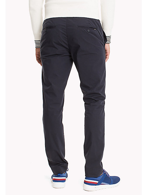 TOMMY HILFIGER Active Trousers - NAVY BLAZER - TOMMY HILFIGER Clothing - detail image 1