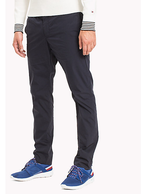 TOMMY HILFIGER Active Trousers - NAVY BLAZER - TOMMY HILFIGER NEW IN - main image