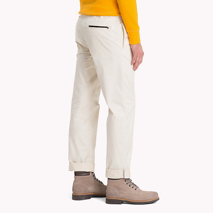 TOMMY HILFIGER D-Ring Buckle Chinos - IVY GREEN - TOMMY HILFIGER Men - detail image 2
