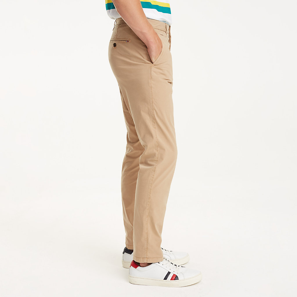 Tommy Hilfiger - Straight Fit Chinos - 3