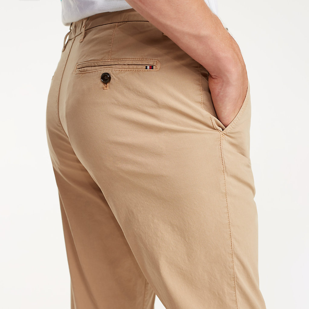 Tommy Hilfiger - Straight Fit Chinos - 4