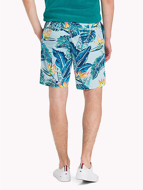 TOMMY HILFIGER Paradise Print Shorts - HAWAIIAN SURF - TOMMY HILFIGER Vacation Style - detail image 1