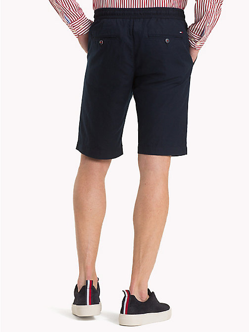 TOMMY HILFIGER Relaxed Waist Shorts - SKY CAPTAIN - TOMMY HILFIGER Clothing - detail image 1