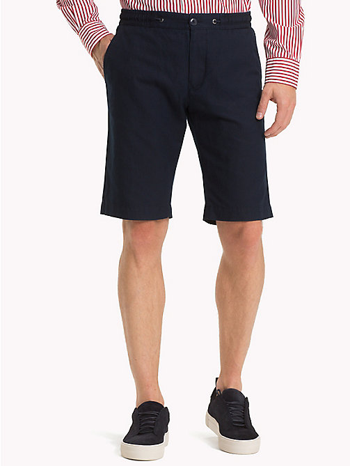 TOMMY HILFIGER Relaxed Waist Shorts - SKY CAPTAIN - TOMMY HILFIGER Shorts - main image