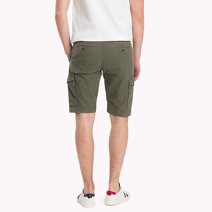 TOMMY HILFIGER Signature Belt Cargo Shorts - SKY CAPTAIN - TOMMY HILFIGER Men - detail image 1