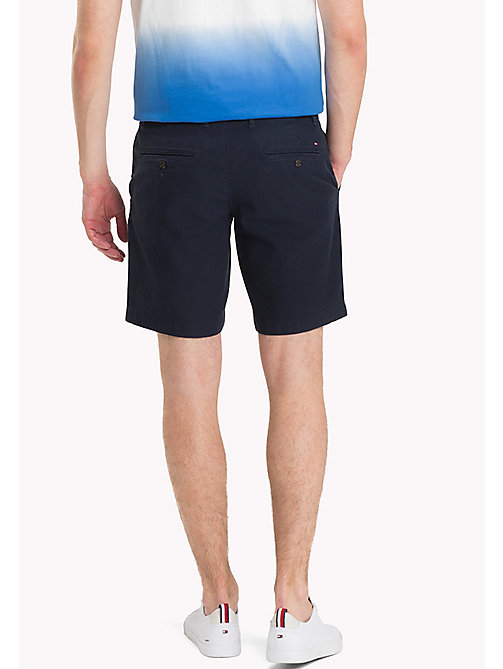 TOMMY HILFIGER Honeycomb Textured Shorts - SKY CAPTAIN - TOMMY HILFIGER Shorts - detail image 1
