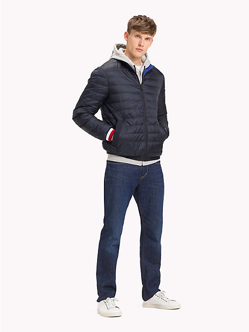 TOMMY HILFIGER Reversible Down Jacket - SKY CAPTAIN - TOMMY HILFIGER Jackets - detail image 1