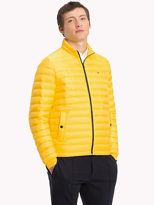 TOMMY HILFIGER Lightweight Packable Bomber Jacket - DANDELION - TOMMY HILFIGER Clothing - main image