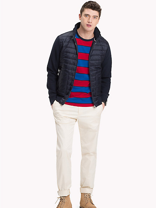 TOMMY HILFIGER Quilted Body Jacket - SKY CAPTAIN - TOMMY HILFIGER Sweatshirts - main image