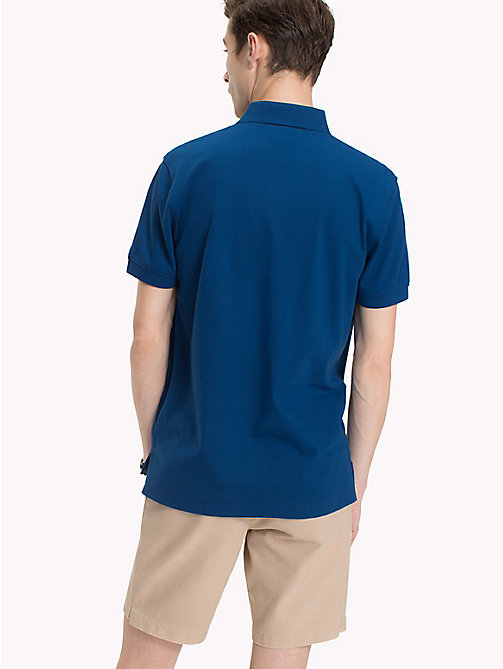 TOMMY HILFIGER Polo regular fit - BLUE OPAL - TOMMY HILFIGER Polo - dettaglio immagine 1