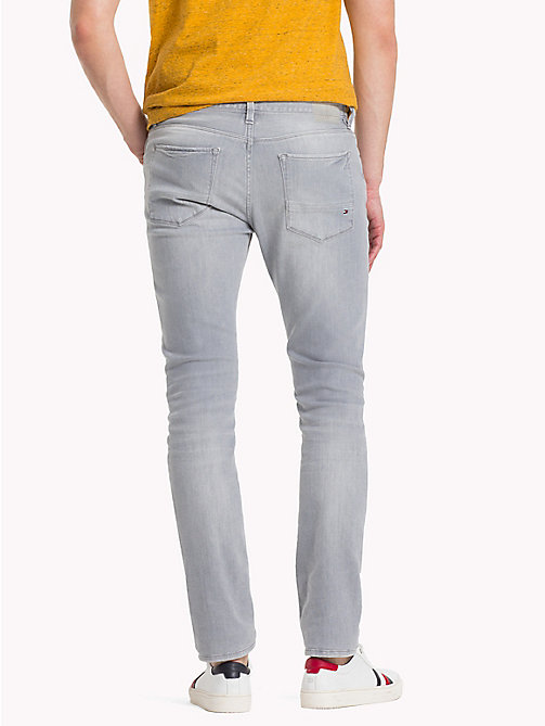 TOMMY HILFIGER Skinny Fit Denim Jeans - DACONO GREY - TOMMY HILFIGER Slim-Fit Jeans - detail image 1