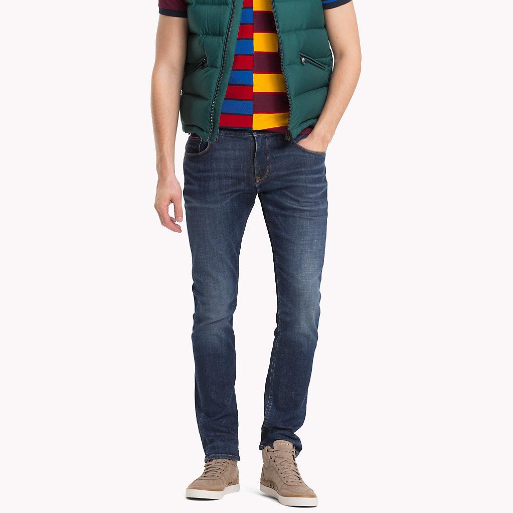 Explorateur Désert Jeans Skinny D'ajustement - Vente Jusqu'à -50% Tommy Hilfiger POoyhuehk